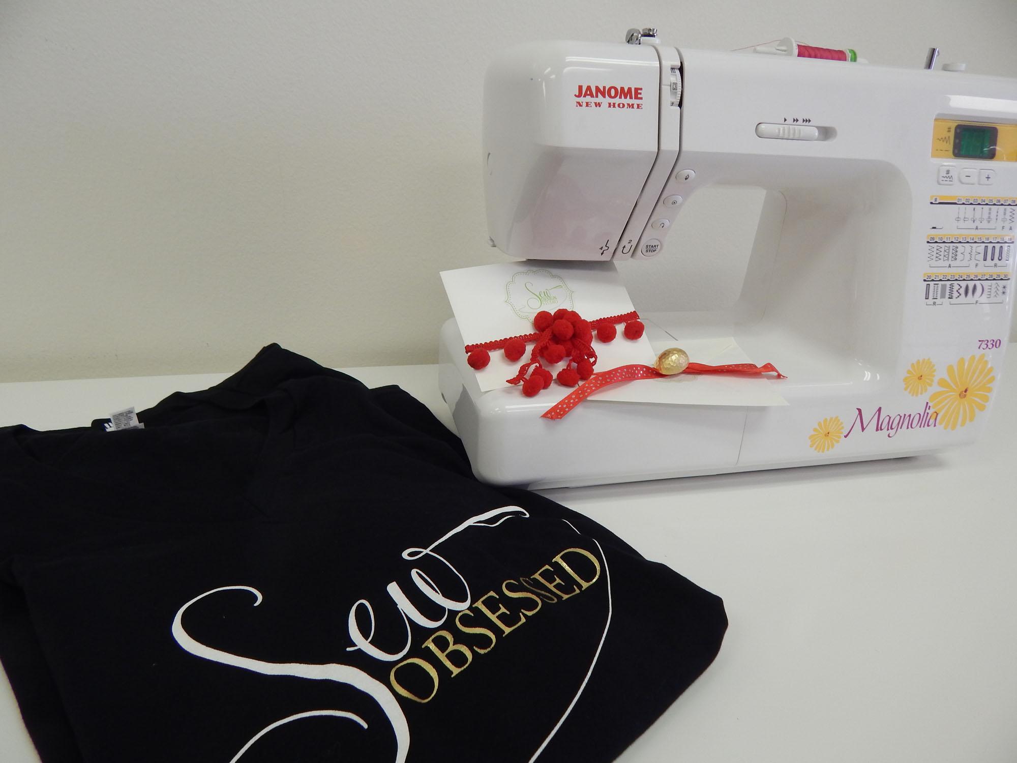 sewing machine houston