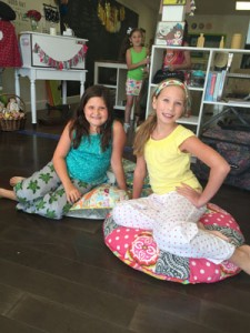 sew summer camp