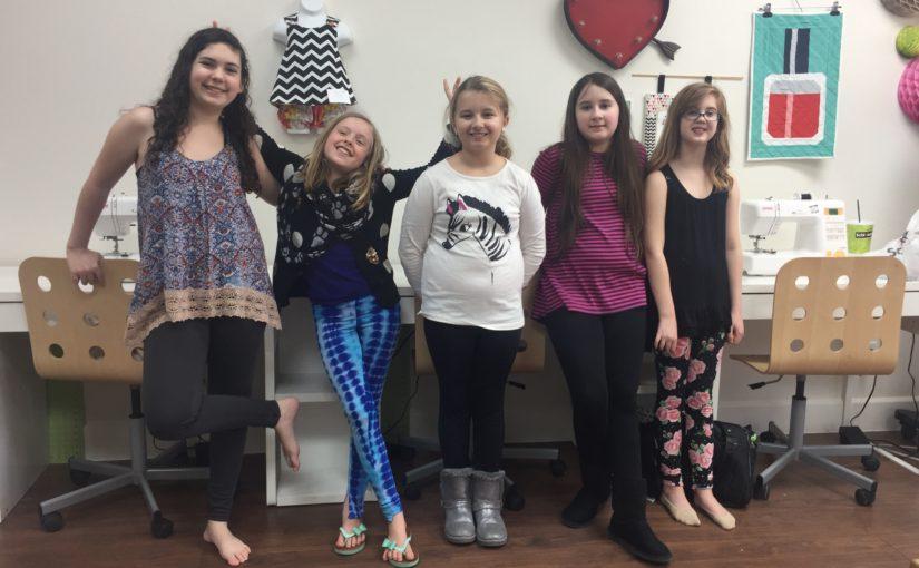 Homeschool Sewing Group